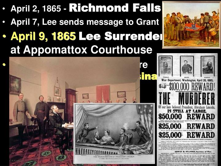 April 2, 1865 -