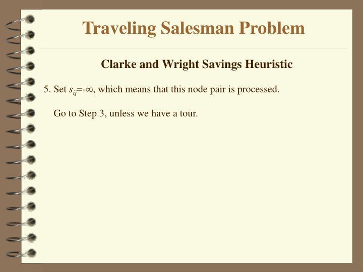 Traveling Salesman Problem
