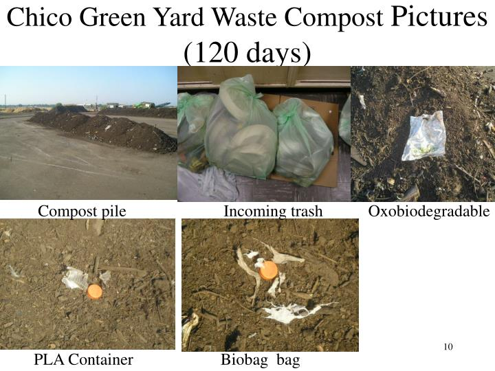 Chico Green Yard Waste Compost