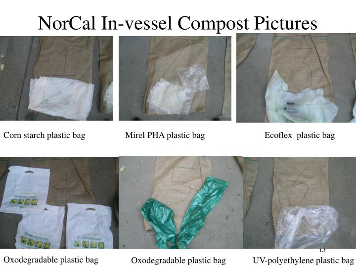 NorCal In-vessel Compost Pictures