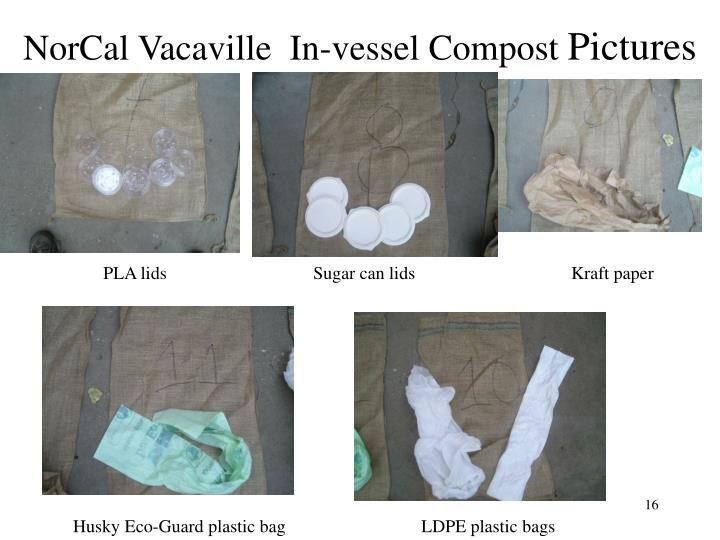 NorCal Vacaville  In-vessel Compost