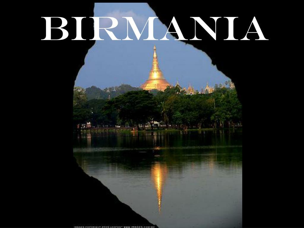 birmania l.