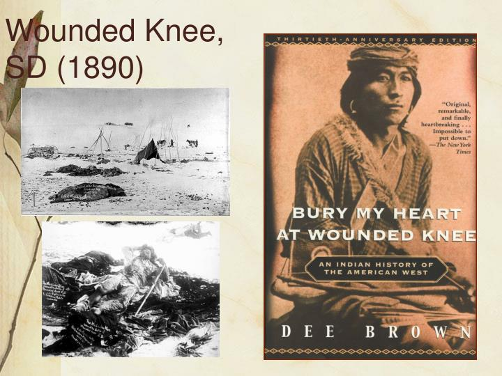 Wounded Knee, SD (1890)