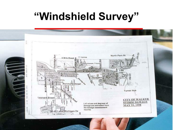 windshield survey reflection paper Windshield survey summary and reflection windshield surveys are conducted to observe different aspects of a community the information obtained from driving through the community allows the observer to gain a better understanding of the community including culture, housing, and signs of decay just to name a few.