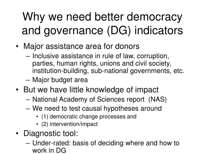 democracy and good governance is a Centre for enhancing democracy and good governance (cedgg) is a grass root civil society organization (cso) that was founded in 2001 it works to empower vulnerable groups and ethnic communities to realize their governance and development rights.