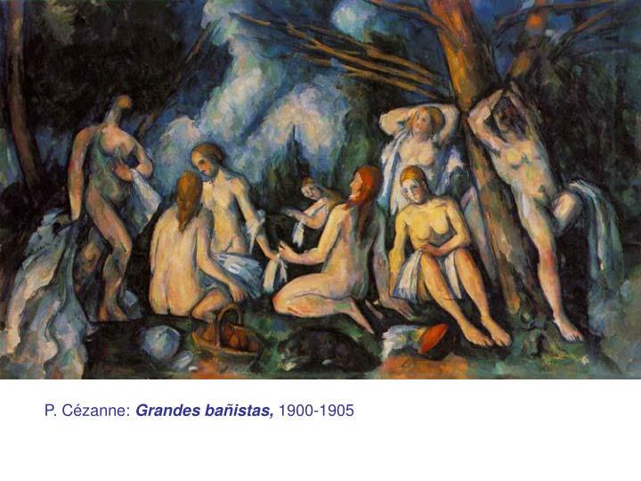 P. Cézanne:
