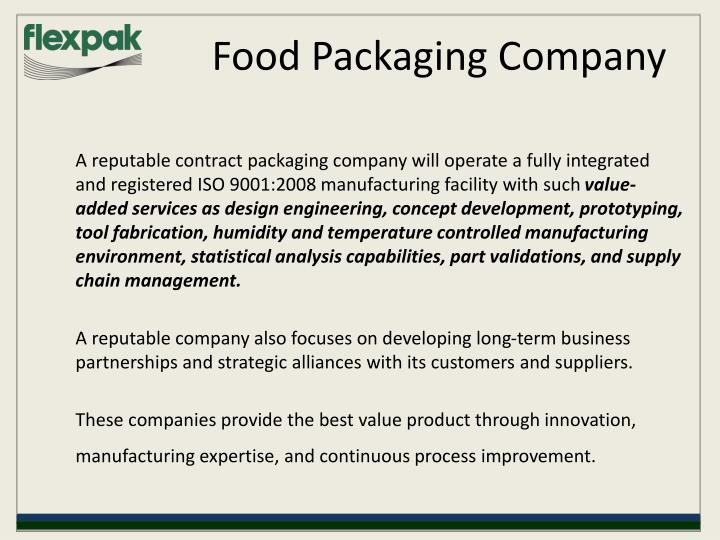 Food packaging company3