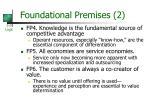 foundational premises 2