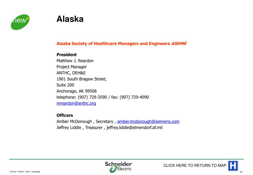 PPT - American Society of Healthcare Engineers (ASHE) US