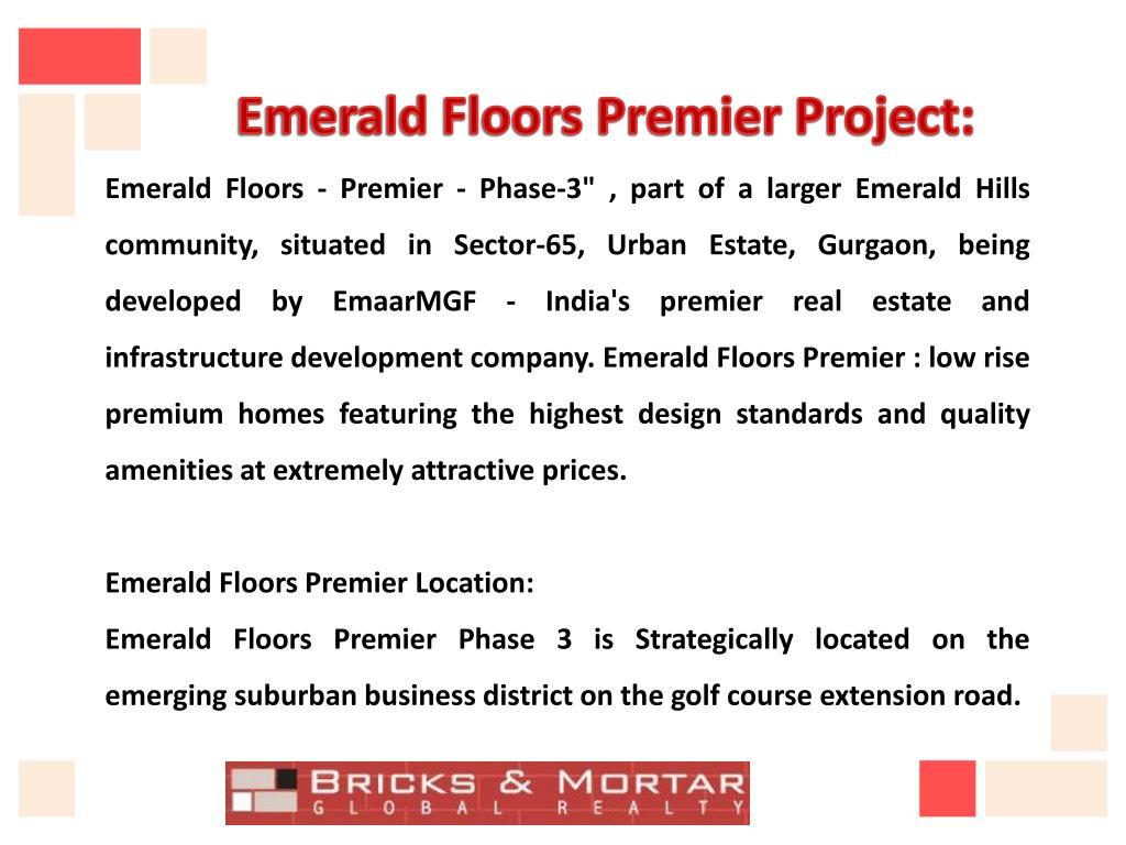 Emerald Floors Premier