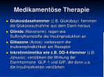 medikament se therapie1