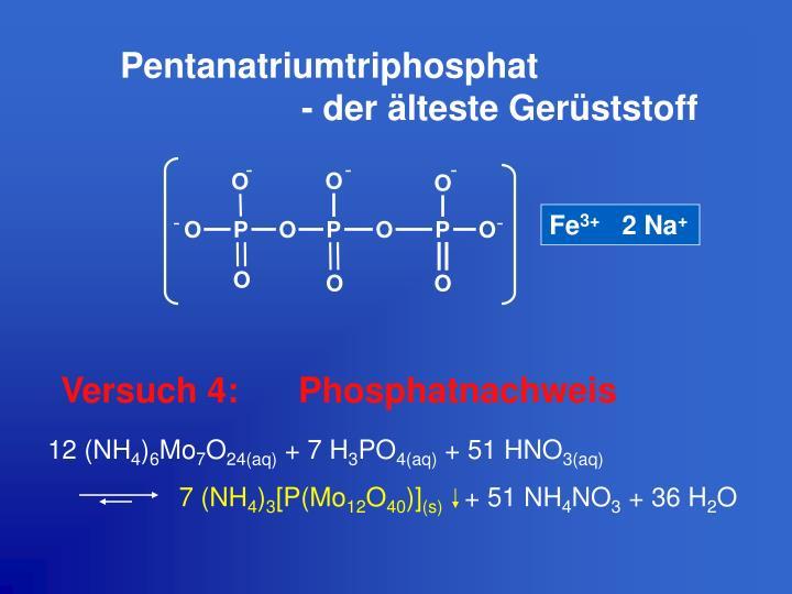 Pentanatriumtriphosphat