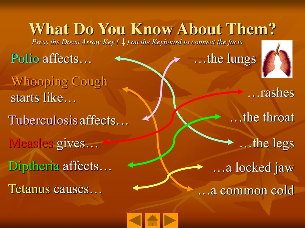 PPT - The 6 Childhood Killer Diseases PowerPoint ...