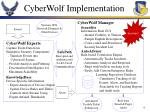 cyberwolf implementation