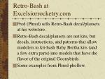retro bash at excelsiorrocketry com