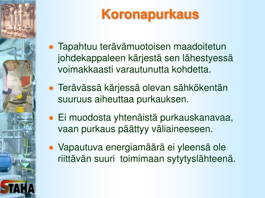 Koronapurkaus