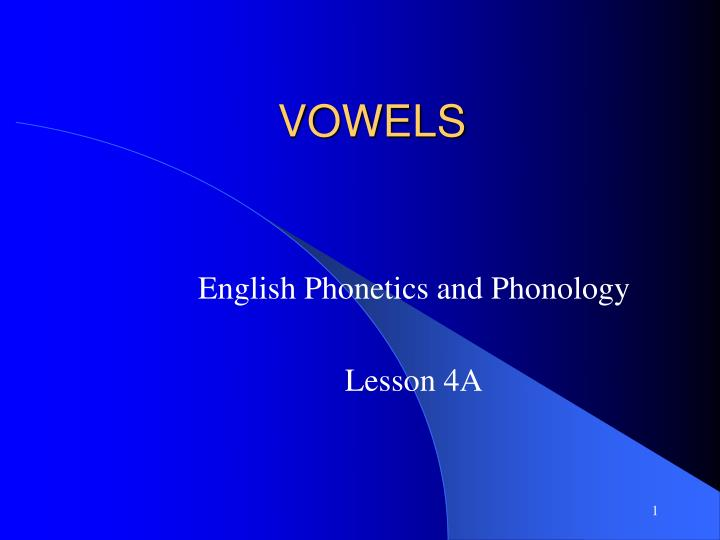 essays on phonetics and phonology