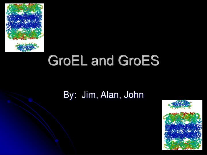 Groel and groes