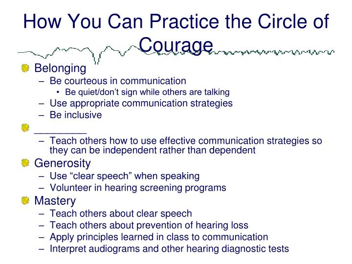 How You Can Practice the Circle of Courage