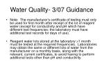 water quality 3 07 guidance1