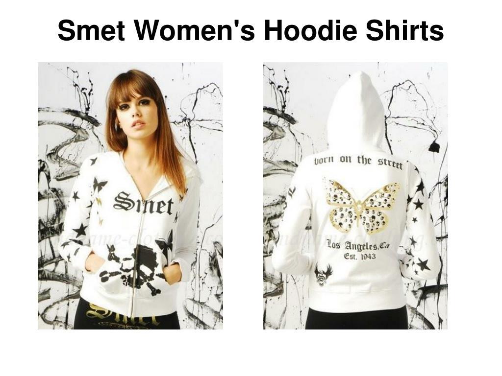 Smet Women's Hoodie Shirts