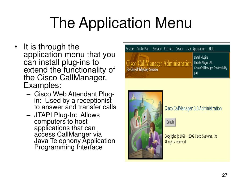PPT - Intro to Cisco IP Telephony Solutions PowerPoint
