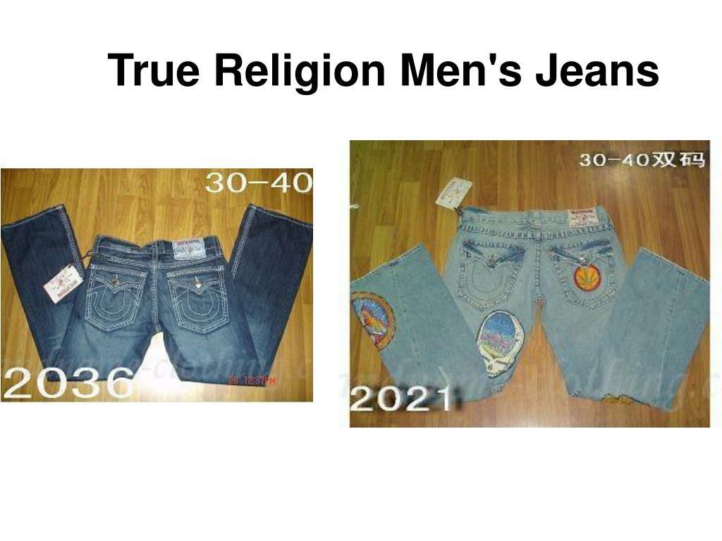 true religion men s jeans l.