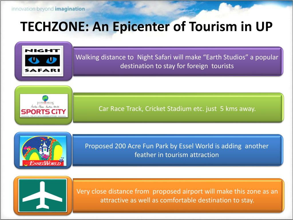 TECHZONE: An Epicenter of Tourism in UP