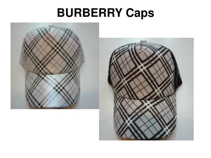 Burberry caps3