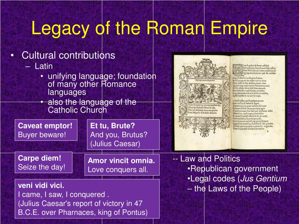 PPT - ROME: Rise and Fall of an Empire PowerPoint ...