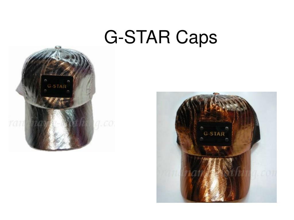 g star caps l.