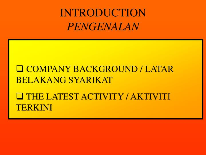 introduction pengenalan n.
