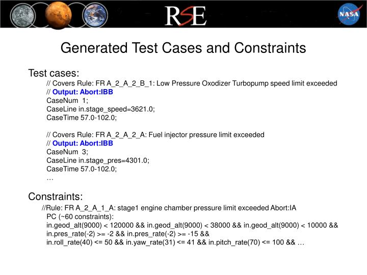 generating test cases for a c Tutorial-2: to generate bva test cases-for the triangle problem before we generate the test cases, firstly we need to define the problem domain as described below.