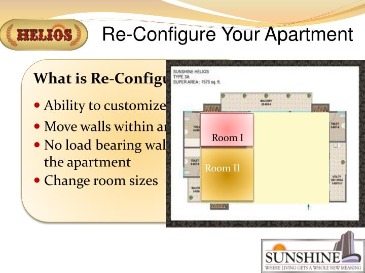 Re-Configure Your Apartment