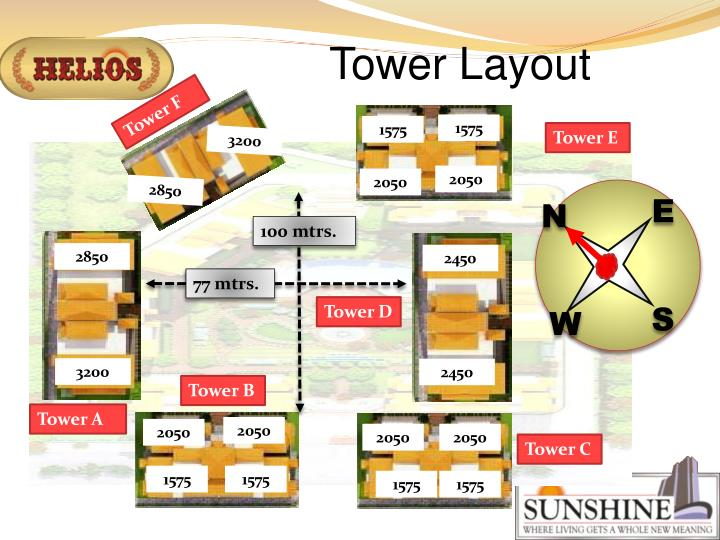Tower Layout