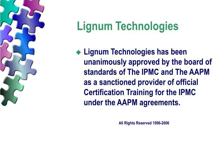 Lignum Technologies