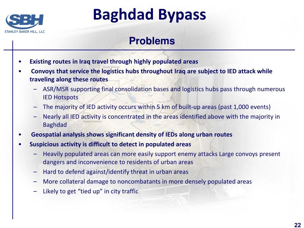 PPT - Transportation Engineering In Iraq PowerPoint