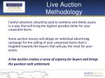 live auction methodology6