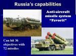 russia s capabilities1
