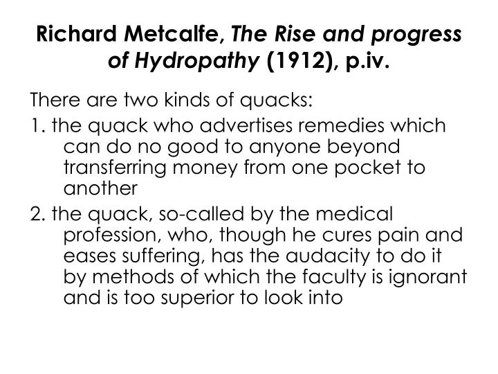 Richard Metcalfe,
