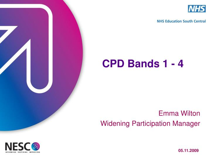 cpd bands 1 4