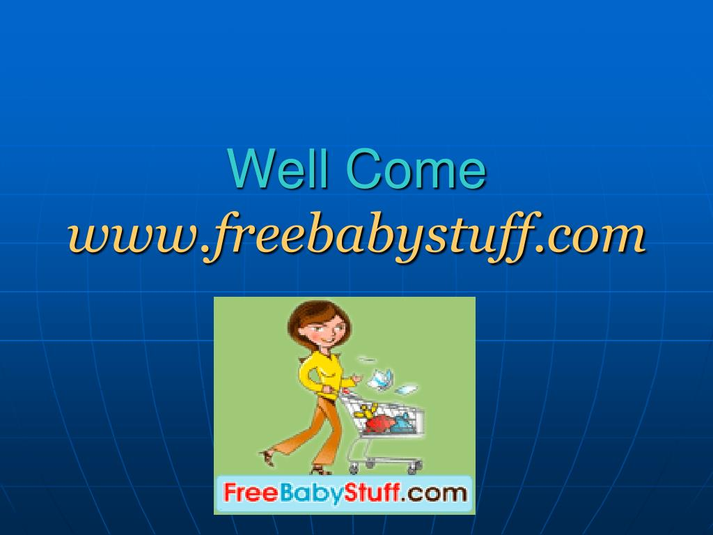 well come www freebabystuff com l.