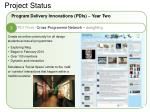 project status2