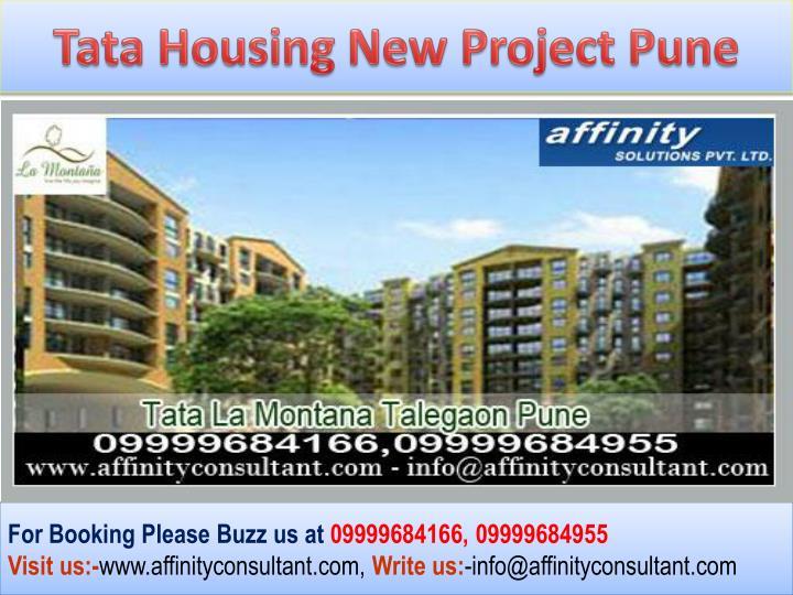 Tata Housing New Project Pune