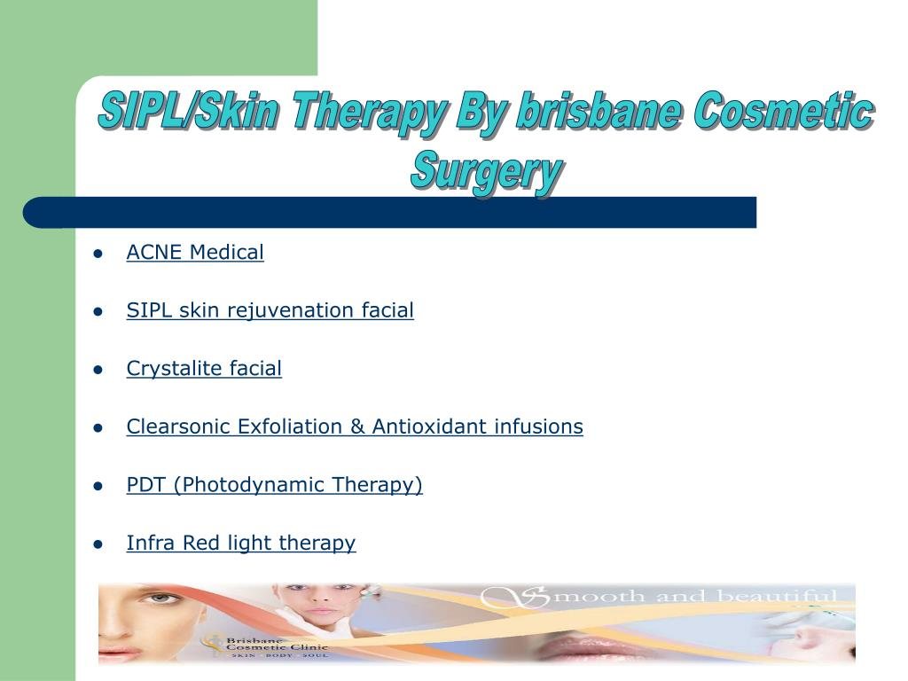 SIPL/Skin Therapy By brisbane Cosmetic