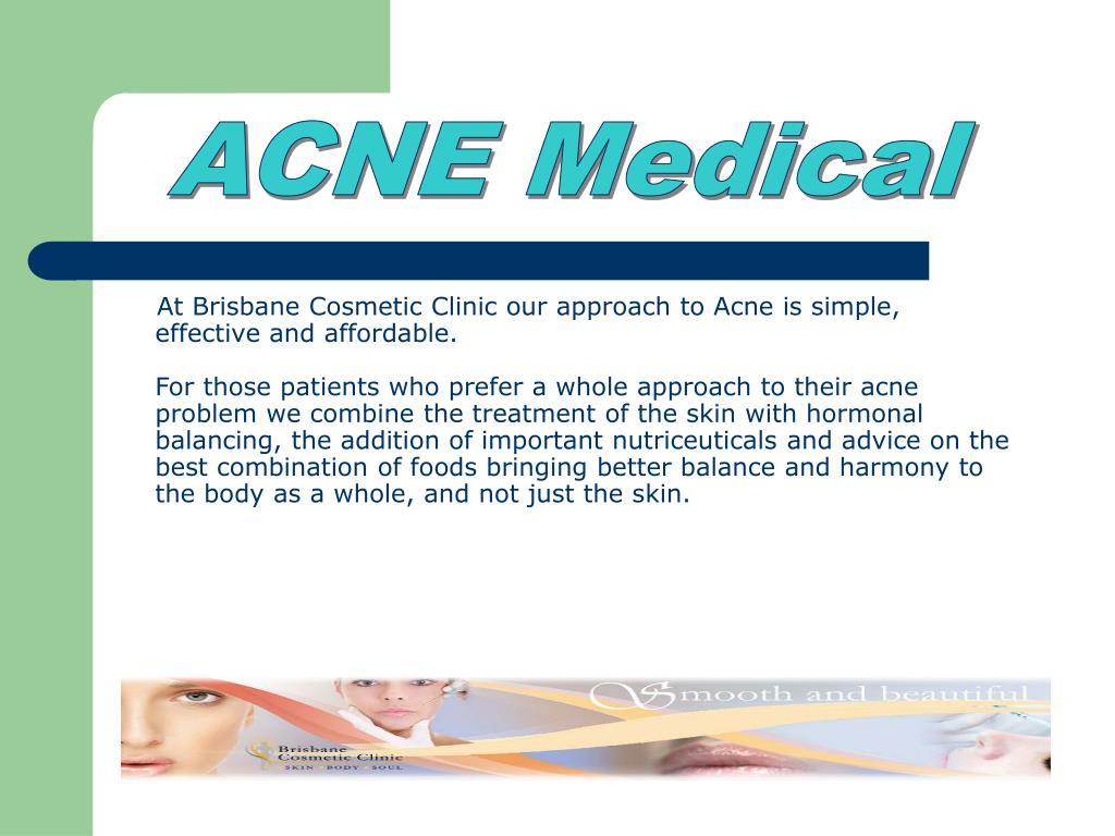 ACNE Medical