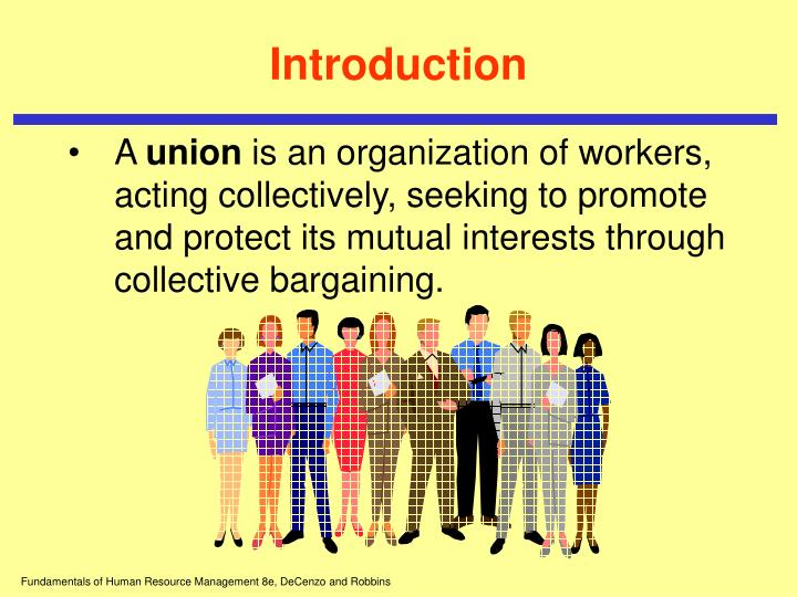 labor markets and collective bargaining essay Read this essay to learn about collective bargaining the collective bargaining generally culminates into an agreement which is known as a labour contract, union contract or a labour-management contract, which is the end process of collective bargaining and is a statement.