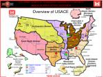 overview of usace