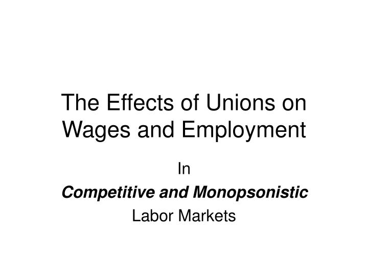 the effects of technology on wage in us Economists have long warned that inflation-adjusted wages for low- and middle-income workers have been flat or declining since the late 1970s in the united states, even as its economy has grown.