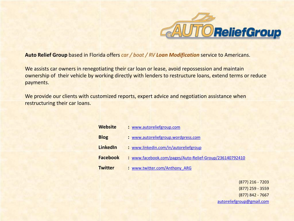 Auto Relief Group